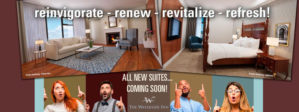 New Suites Announcement