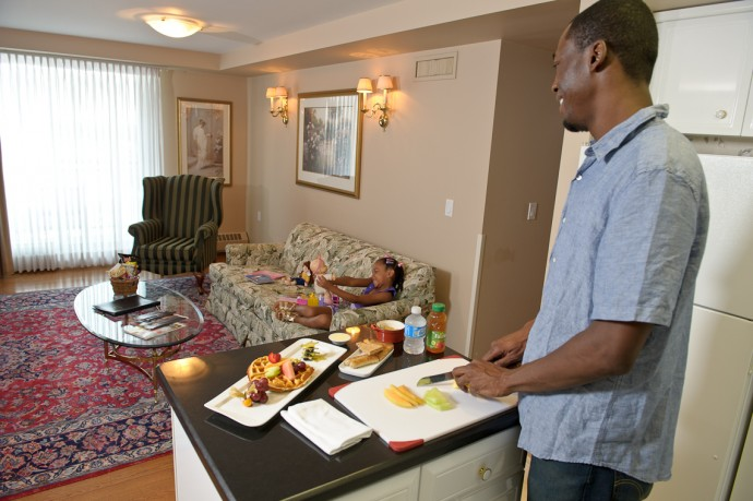Residence Suites - Long-Term Comfort and Convenience