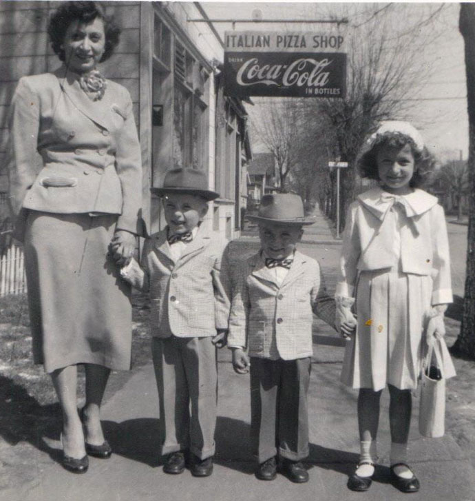 1950s photo of girls clothes № 9834