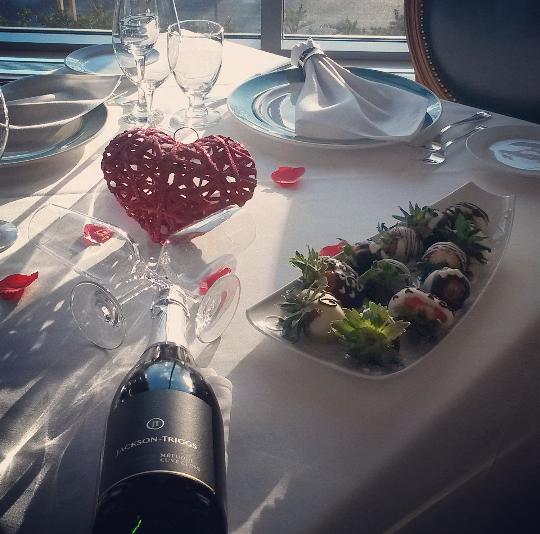 Most romantic restaurants in mississauga